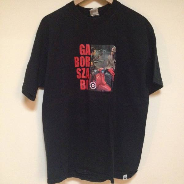SARCASTIC / Gbor Szab / レアTシャツ 美品