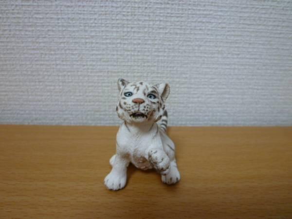 Schleich【シュライヒ】ホワイトタイガー(子、遊)[廃版]_画像3