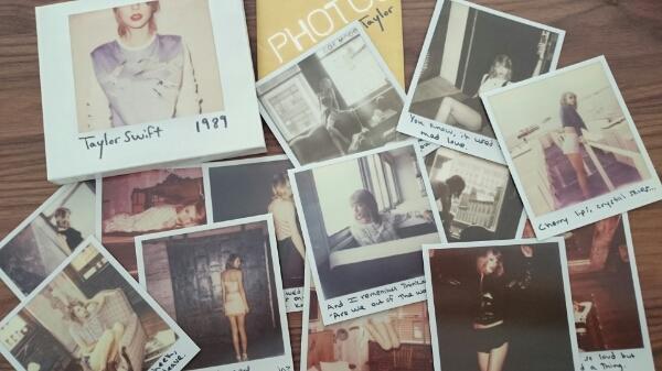 テイラー スイフト Taylor Swift 1989 photos フォトカード