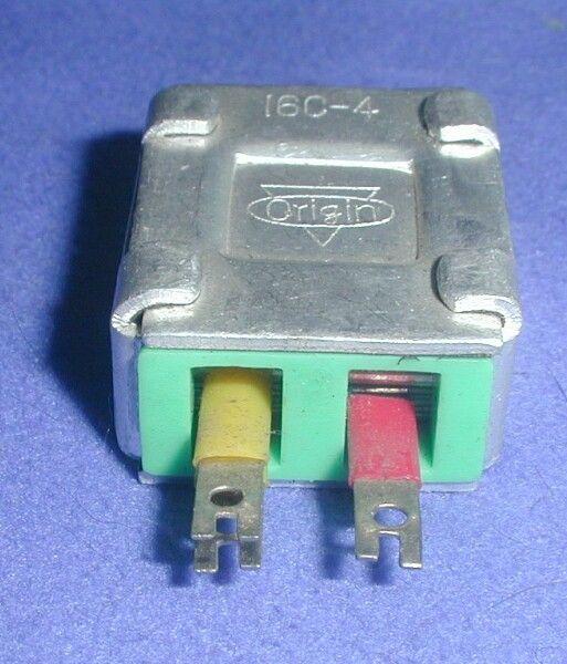 オリジン 両波整流用小型セレン整流器 16C-4_画像2