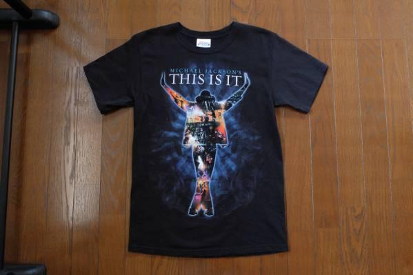 Michael Jackson マイケルジャクソン Tシャツ ビンテージ ライブグッズの画像