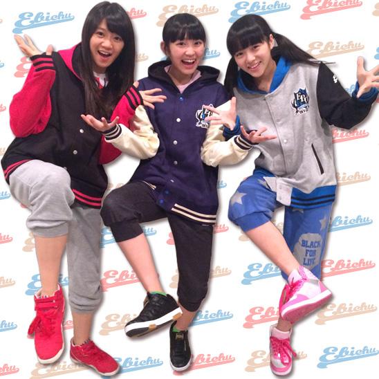 私立恵比寿中学 スタジャン風 パーカー 小林歌穂 ライブグッズの画像