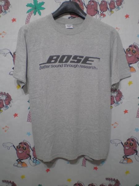 USA製BOSEボーズTシャツ M Anvil アンビル 音響機器 スピーカー