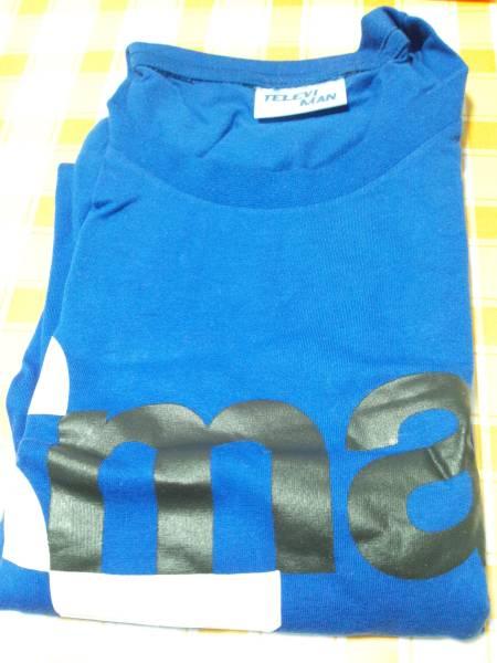 SMAP 27時間TV 限定 Tシャツ 青 サイズL 未使用品