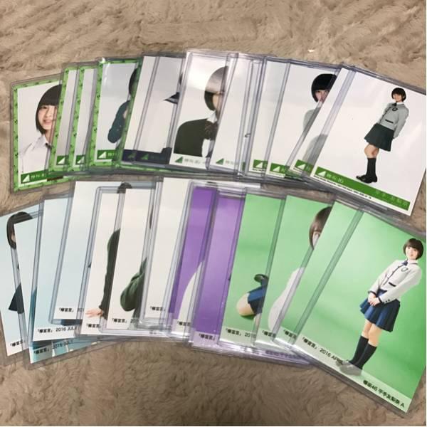 欅坂46 平手友梨奈 まとめ売り 34枚 ライブ・握手会グッズの画像