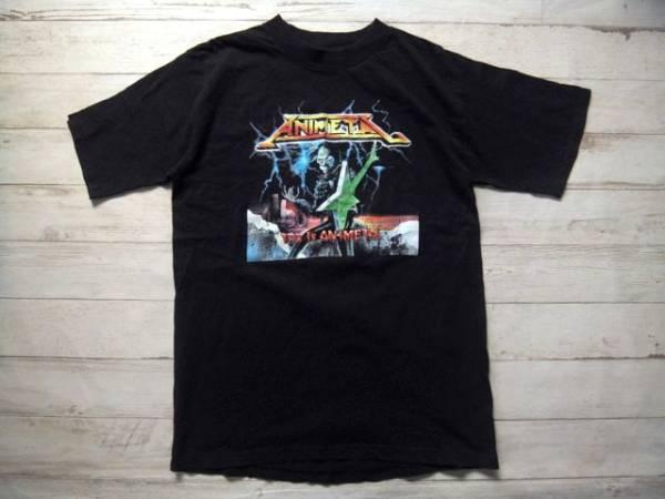 ●ANIMETAL アニメタル Tシャツ L
