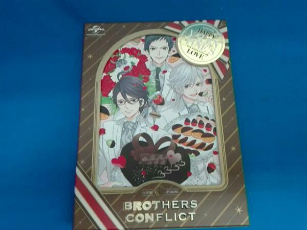 OVA BROTHERS CONFLICT 第2巻「本命」豪華版(初回限定生産版)(Bl グッズの画像