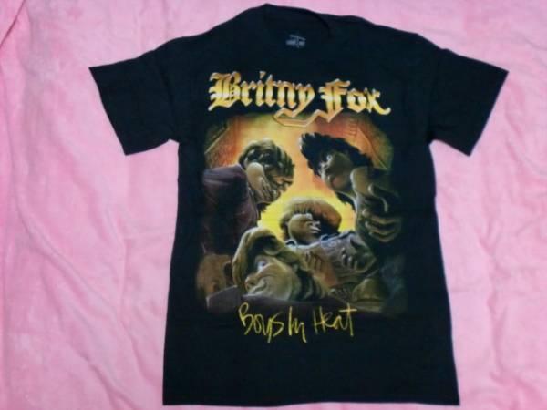 BRITNY FOX ブリトニー フォックス Tシャツ S バンドT ロックT Cinderella