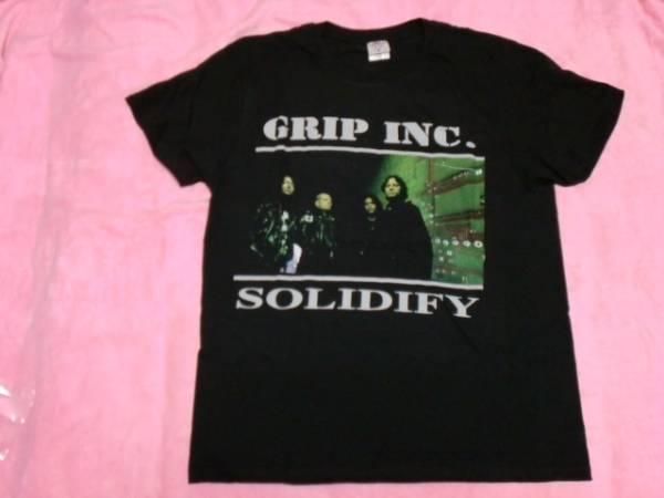 GRIP INC グリップ インク Tシャツ M バンドT ロックT Slayer Metallica ライブグッズの画像