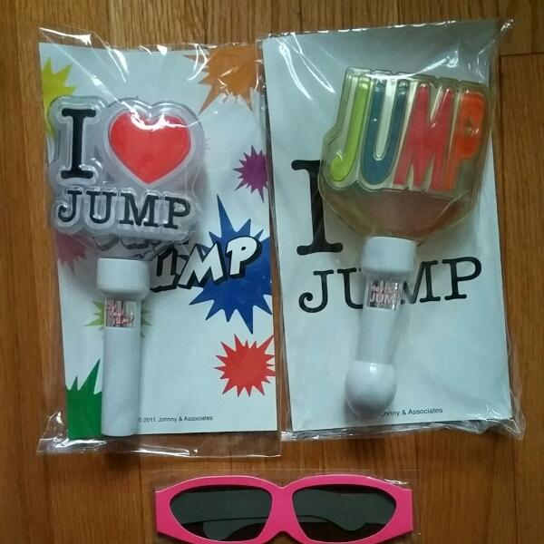 Hey!Say!JUMP ペンライト セット