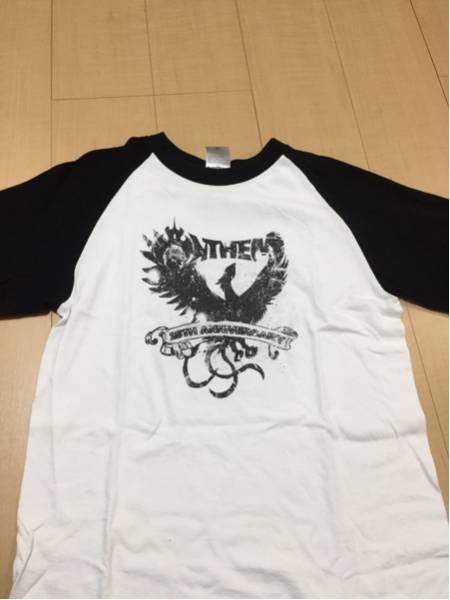 ヘヴィメタルバンド ANTHEM 25周年記念Tシャツ 【中古】