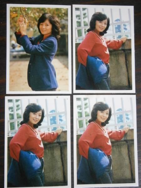 太田裕美 70年代 80年代 アイドルカード 新品 当時物