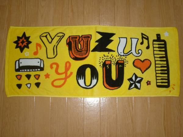ゆず★YUZU ARENA TOUR 2012/13 YUZU YOU★タオル★
