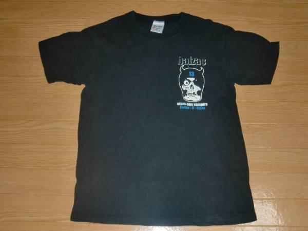 BALZAC バルザック●atom-age vampire 308 Tシャツ●Mサイズ