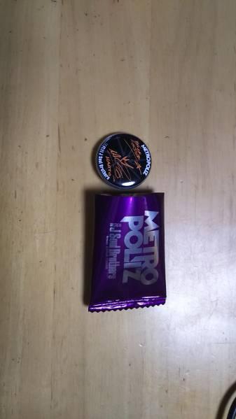 三代目JSB メトロポリス 缶バッジ naoto 2