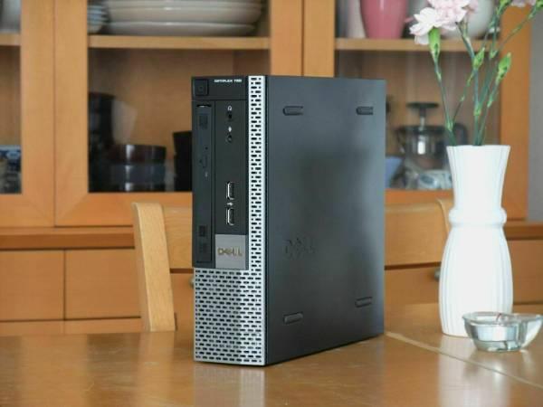 超小型高速■i7-2600s 3.8Gx8■新品SSD480G■大容量12Gメモリ■領収証発行可■optiplex99