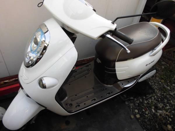 「電動バイク 部品取り車 G-WHEEL なんでもばら売り ジャンク 不動 ★充電器無し」の画像1