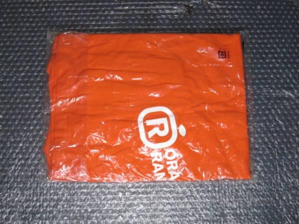 《最後の在庫1点限り》★非売品★オレンジレンジ ORANGE RANGE au by KDDI キャンペーン 抽選品一式 Tシャツ トートバッグ他 未使用品