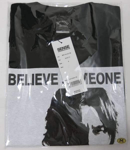 完売 限定 別注 氷室京介 PJ Personal Jesus BLACK SENSE フォト Tシャツ ブラック センス 黒 M サイズ LAST GIGS 新品 未開封