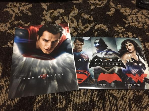新品映画パンフレットDCコミック!スーパーマン!ホットトイズ! グッズの画像
