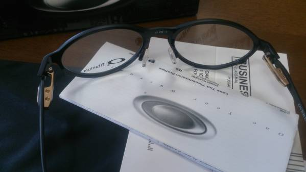 84dc17d885 premium OAKLEY Oacley glasses OVERLORD limitation reprint remainder a little