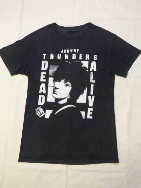 90'S JOHNNY THUNDERS Tシャツ ジョニーサンダース LA ROCKA UK