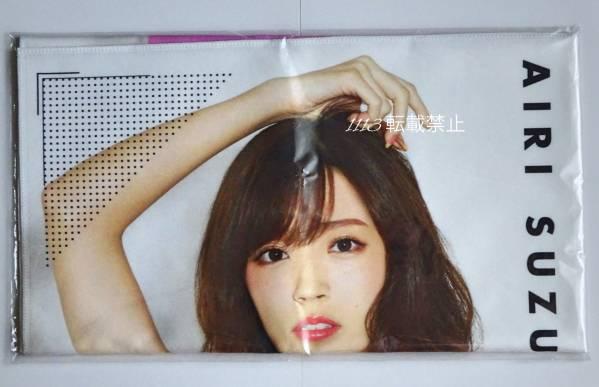鈴木愛理 ℃-uteの日 マイクロファイバータオル ℃-ute ライブグッズの画像