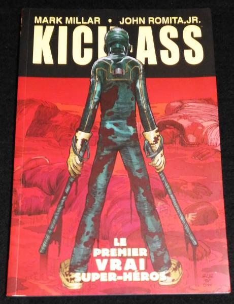 Kick Ass 1/キックアス フランス語★洋書 アメコミ_画像1