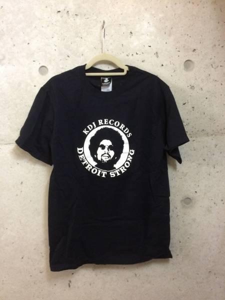moodymann Tシャツ 01 ブラック