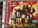 Raekwon/レイクウォン~Only Built 4 Cuban Linx..../オンリー ビルト フォー キューバン リンクス/国内盤 帯/wu-tang clan Ghostface RZA