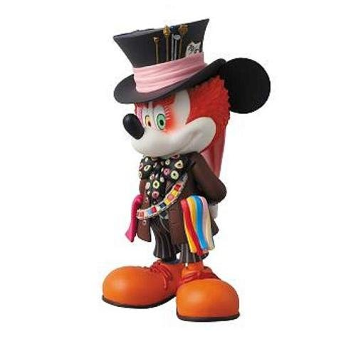 UDF MICKEY MOUSE(as MAD HATTER) ミッキーマウス マッドハッタ-