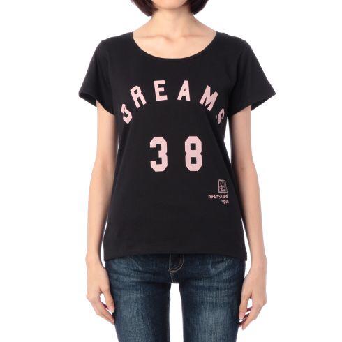 新品!OPAQUE × DREAMS COME TRUE カレッジ38 Tシャツ