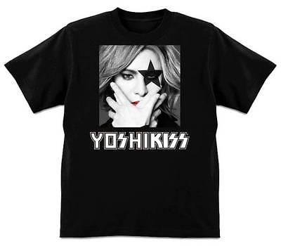 Kiss Expo限定 X Japan Yoshikiss Tシャツ Mサイズ Yoshiki ライブグッズの画像