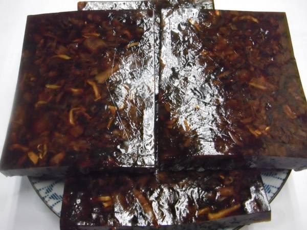 天然すっぽんの 「煮凝り・時雨煮」 「良質」コラーゲンが・多い~旨い!商品。_400gを作るのに3.3㎏以上のスッポン使用