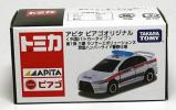トミカ アピタ ピアゴ オリジナル「外国パトカータイプ」第1弾 三菱ランサーエボリューションX 英国ハンバーサイド警察仕様