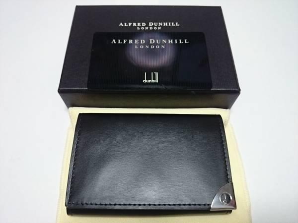 ダンヒル dunhill 6連キーケース WN5000A ロンドンスタイル 新品!!