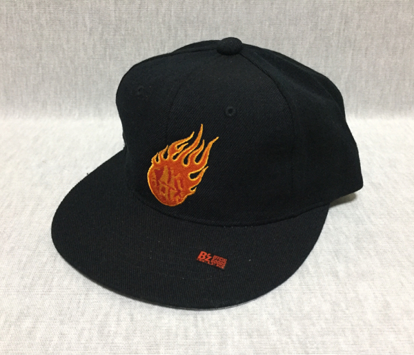 美品 B'z LIVE-GYM Pleasure'97 FIREBALL 帽子 CAP