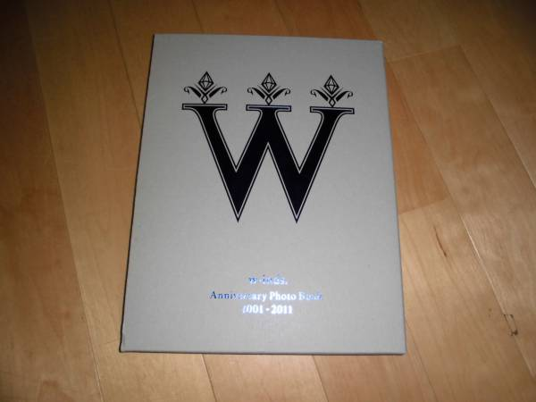 W-inds. ウィンズ写真集//Anniversary photo book 2001-2011