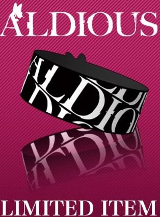 Aldious/Rubberband/黒/ラバーバンド/アルディアス