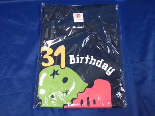南條愛乃 Birthday Live Event 2015 Tシャツ ネイビー Lサイズ