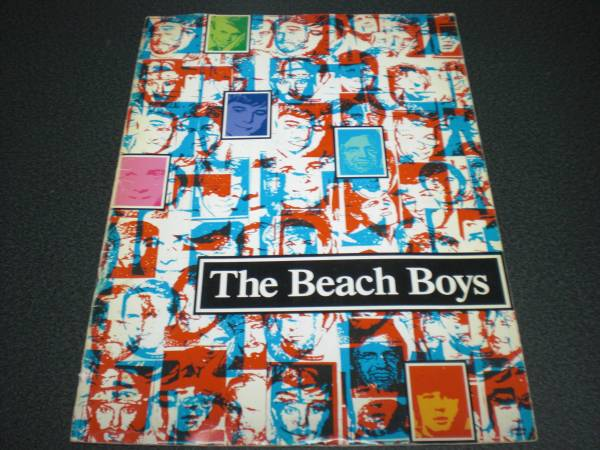 The Beach Boys Tour パンフレット