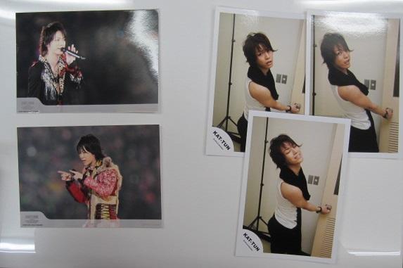 KAT-TUN 亀梨和也 公式フォト 32枚 DREAM BOYS カウコン他