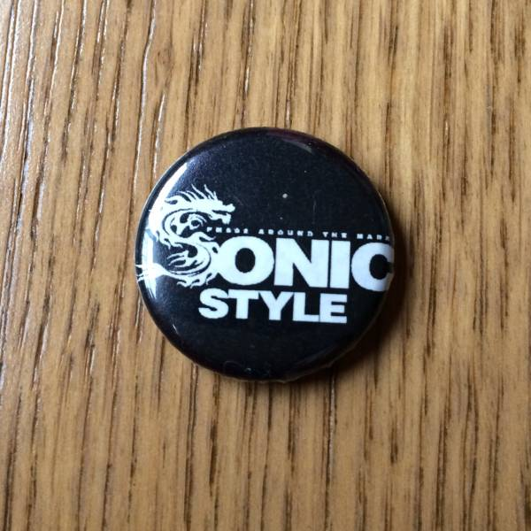 FM802 SONIC STYLE 缶バッジ