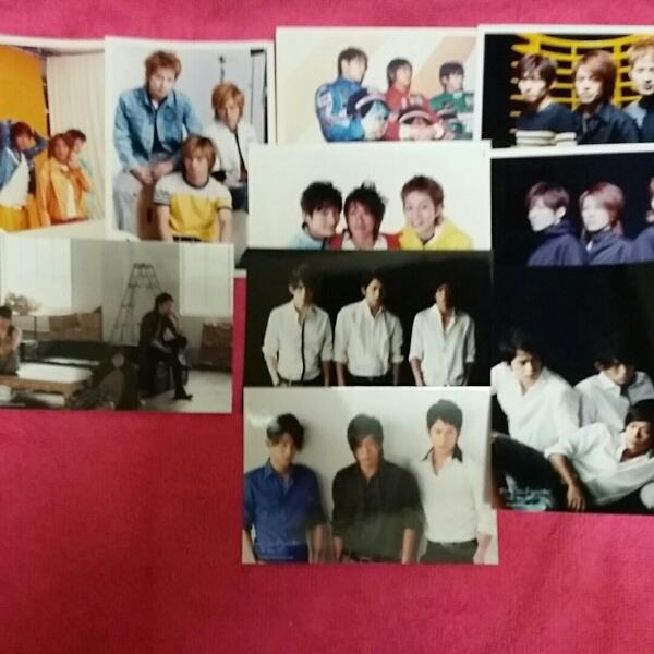 V6 グッズ☆カミセン写真10枚☆ コンサートグッズの画像