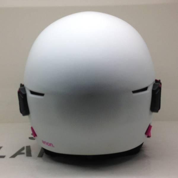 anon アノン 2017 【DEFINE】 白 L/XL(52-55cm/BOA FIT) キッズ ヘルメット&ゴーグル 正規 SALE!_画像3