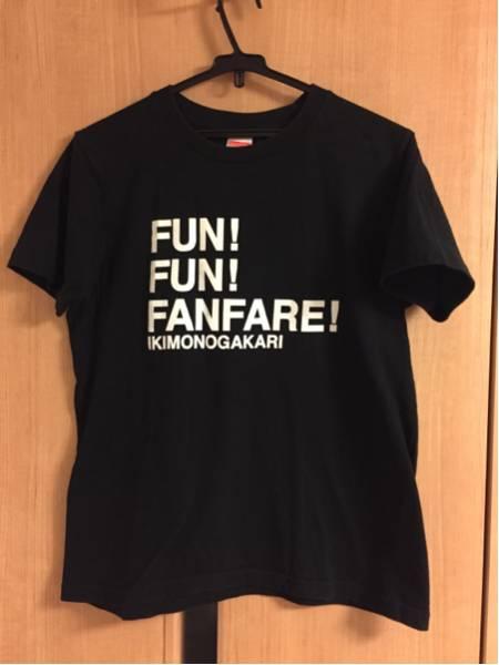 いきものがかり FAN! FAN! FANFARE! Tシャツ サイズM ライブグッズの画像