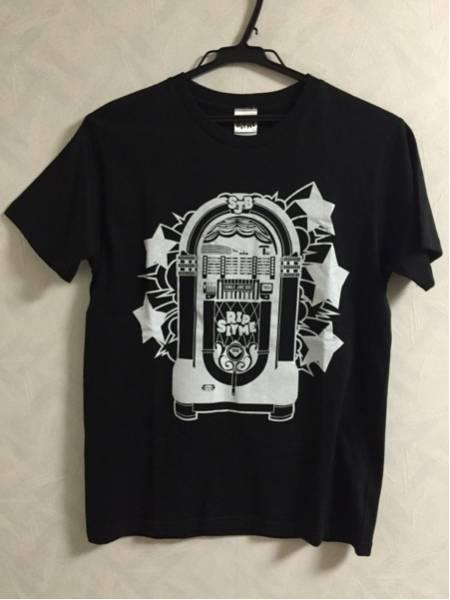 RIP SLYME SINGLE JUKEBOX POSEE Tシャツ Sリップスライム