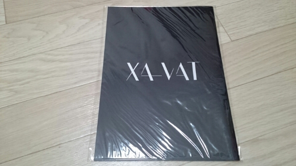 XA-VAT パンフレット 非売品 cali≠gari GOATBED