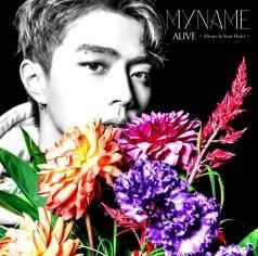 MYNAME 『ALIVE~Always In Your Heart~』ジュンQ Web盤②
