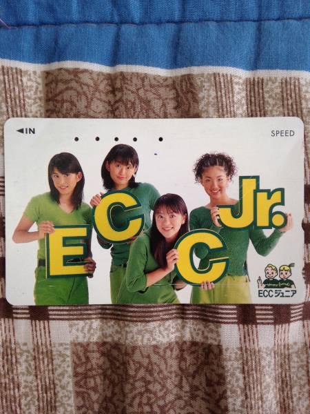K★使用済み テレホンカード スピード SPEED ECC